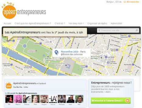 ApéroEntrepreneurs du 9 juin !! | Toulouse networks | Scoop.it