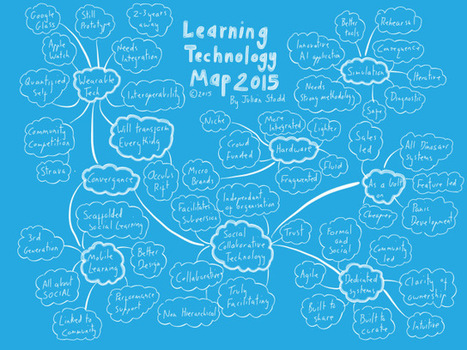 Learning Technology Map 2015 | digital divide information | Scoop.it