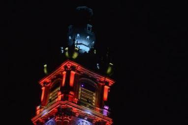 Le beffroi continuera à s'illuminer | Mons 2015 | Scoop.it