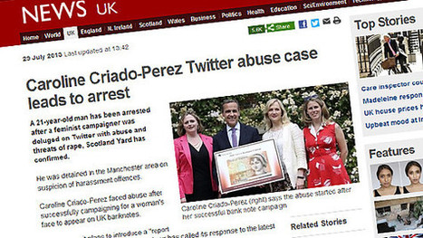Online abuse is a danger for many female journalists | International Journalism | Scoop.it