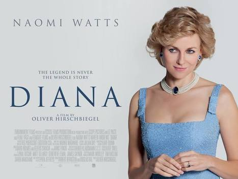 Diana – the movie on the princess of Wales Diana and her last two years of Princess Diana's life | movies | Scoop.it
