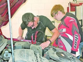CTE Students Get Hands-On Experience - News, Sports, Jobs - The Intelligencer / Wheeling News-Register | Educated | Scoop.it
