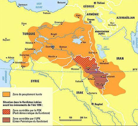 Génocide kurde : Le grand détricotage commence | Intervalles | Scoop.it