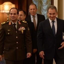 D'autres pourparlers entre l'Egypte et la Russie le mois prochain | Égypt-actus | Scoop.it
