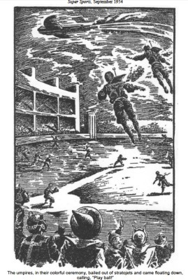 """Baseball in the Year 2044: A look at """"Rockets on theMound"""" 