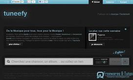 Tuneefy : un service pratique pour partager sa musique | TICE & FLE | Scoop.it