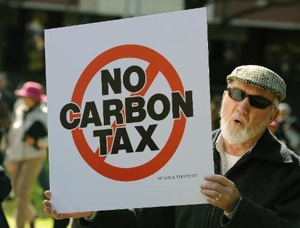 Blow for Australia government as carbon tax repeal fails | Sustain Our Earth | Scoop.it