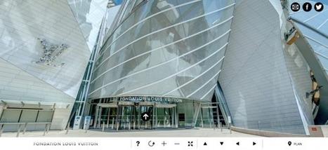 DOSSIER / Visites virtuelles des musées et des lieux culturels (27/10/2015) | Ele &Fle Twitts | Scoop.it