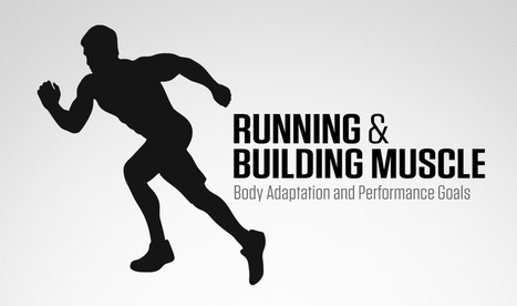 Running And Building Muscles | Healthy Living Essentials | Scoop.it