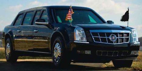 CADILLAC ONE : What's inside the PRESIDENT'S Car ? | Automobile News, Car Wallpapers, Auto Insurance & Auto Technologies | Scoop.it