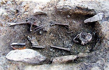 De nouveaux vestiges archéologiques découverts | Aux origines | Scoop.it