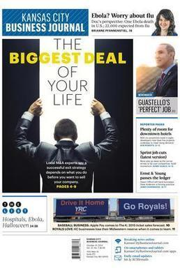 First in Print: Exit strategy - the biggest deal of your life - Kansas City Business Journal   Business Financial Planning   Scoop.it