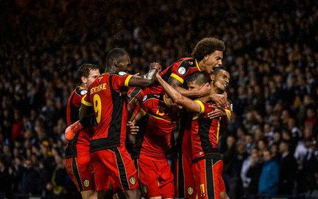 C'est officiel: la Belgique est 6e du classement FIFA!   Belgitude   Scoop.it