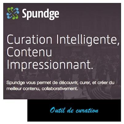 Spundge : un outil de curation collaboratif | Réseaux sociaux et Curation | Scoop.it