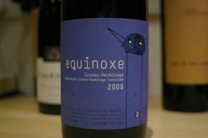 Northern Rhone series 18, Equinoxe 2009 from Maxime Graillot | A Wine for Valentine's Day... | Scoop.it