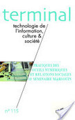 Pratiques des outils numériques et relations sociales | Patrimoine 2.0 | Scoop.it
