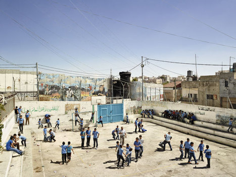 Captured: children's playgrounds from around the world | The Swimming Pool | Scoop.it