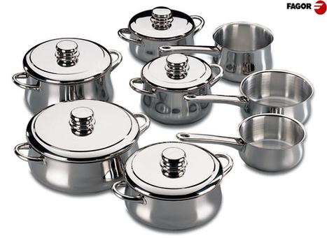 Đồ Mini Fagor BAT SILVER | Sản phẩm Phụ kiện bếp, Phụ kiện tủ bếp, Hình ảnh phụ kiện tủ bếp | THIẾT BỊ NHÀ BẾP - THIẾT BỊ NHÁ BẾP FAGOR | Scoop.it