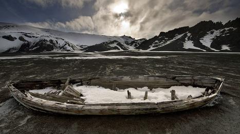 Eerie, Abandoned Sites of Antarctica (PHOTOS) | Antarctica | Scoop.it