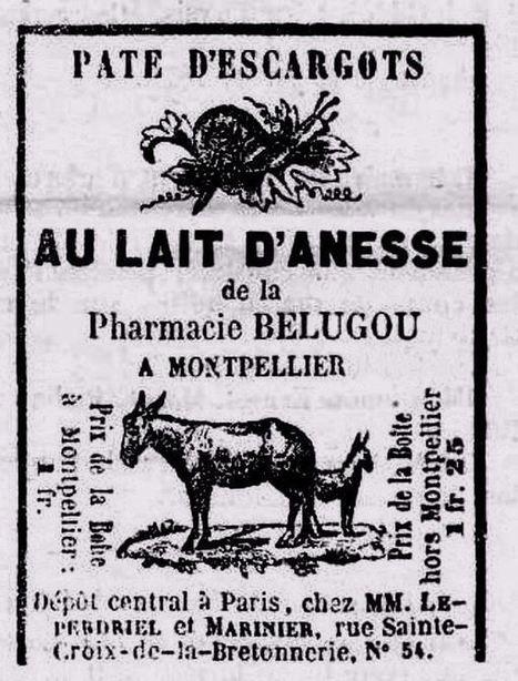 Régalez-vous, Montpellier 1870 | GenealoNet | Scoop.it
