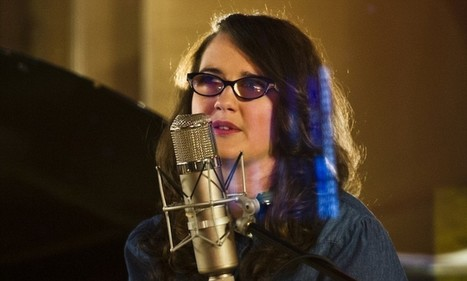 The Voice winner Andrea Begley takes on Bruce Springsteen classic Dancing In The Dark - Mail Online | Bruce Springsteen | Scoop.it