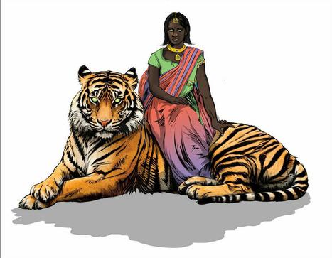 Un cómic y una heroína para tumbar la violencia sexual en India   Digital Marketing Strategy   Scoop.it