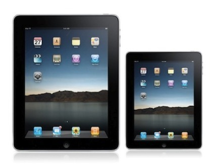 Apple Has 163 Reasons To Release Fabled 'iPad mini' -- AppAdvice | mrpbps iDevices | Scoop.it