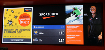 Sport Chek Opens Digital Retail Lab, Powered by Infusion | Infusion blog | Sportchek | Scoop.it