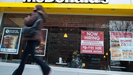 Recovery Has Created Far More Low-Wage Jobs Than Better-Paid Ones | CorinaLawrence87 | Scoop.it
