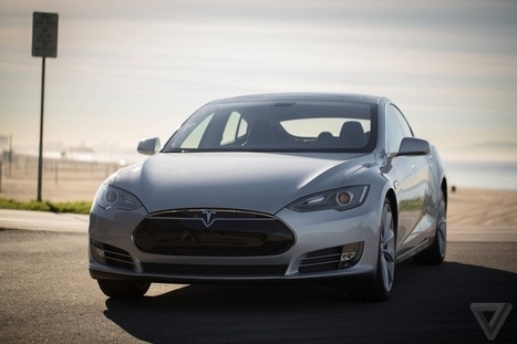 Going the distance: driving the Tesla Model S in the real world | Tesla UX&UI | Scoop.it