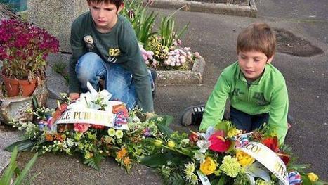 La Victoire du 8-Mai commémorée avec des enfants | L'école Cousteau dans la presse et sur internet... | Scoop.it