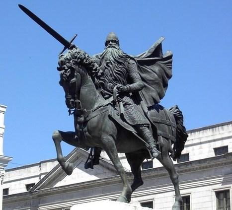 El Cid: destronando al héroe - Mito | Revista Cultural | Enseñar Geografía e Historia en Secundaria | Scoop.it