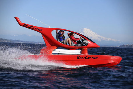 Looking For A New Toy This Summer Then Check Out The Helicat Catamaran | My Dream Garage | Scoop.it