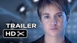 Insurgent Official Trailer #1 (2015) - Shailene Woodley Divergent Sequel HD - http://goo.gl/I4vldc | Entretemps | Scoop.it