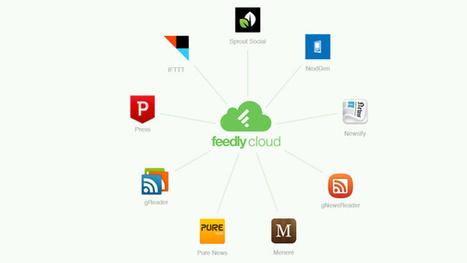 Feedly Cloud: lee tus feeds sin una extensión y sin Google Reader | chechi isern | Scoop.it