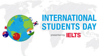 Study in #USA with #IELTS! Join CollegeWeekLive the 19/2 | IELTS monitor | Scoop.it