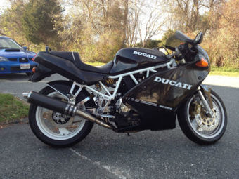 Seen on eBay - Ducati : 900 Supersport | Ductalk Ducati News | Scoop.it