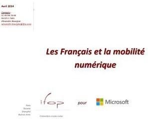 Mobilité numérique et les français - Evous | Le web devient mobile | Scoop.it