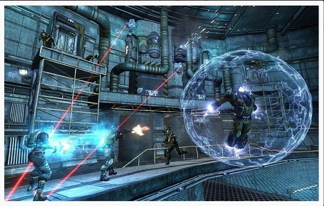 Trion and Syfy redefine licensing with Defiance | WEBOLUTION! | Scoop.it