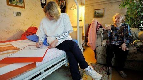 L'hôpital à domicile, l'autre piste d'économies dans la santé | Pourquoi comment la communication hospitalière ? | Scoop.it