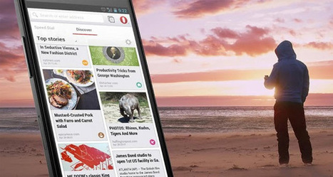 Opera for Android drops the beta, available on the Play store now - Engadget - Engadget | Custom App Development | Scoop.it