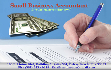 Accountant for business Palm Beach | CPA and Tax Consulting | Scoop.it