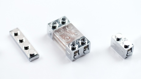 Brixo os LEGO para os componentes eléctricos | Heron | Scoop.it