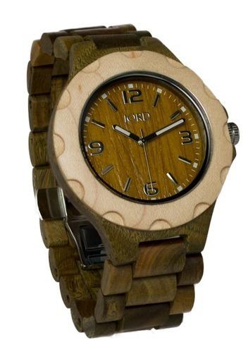 GIVEAWAY: JORD Wood Watch For The Groom | | Watch-it | Scoop.it