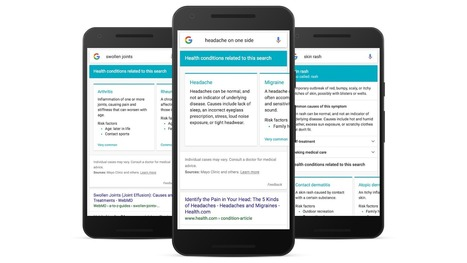 Google will help your self-diagnosis with new symptom search | Digital Culture | Scoop.it