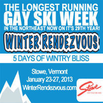 Winter Rendezvous Celebrates 29th Year | Gay Travel | Scoop.it