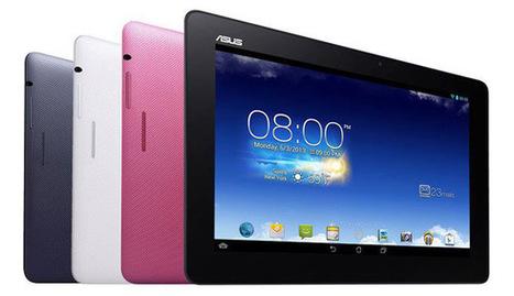 Intelin sirulla varustettu Asus MeMO Pad FHD 10 -tabletti Suomeen syyskuussa | Tablet opetuksessa | Scoop.it