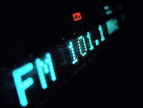 Vers un art radiophonique numérique ? (1/4)   music throught radio   Scoop.it
