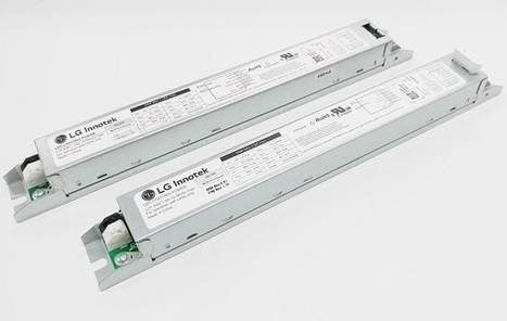 LG Innotek Launches Programmable LED Drivers for Wireless Lighting Controls | Lighting Controls | Scoop.it