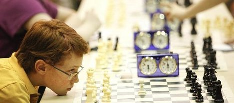 State contest puts calculated moves to test - Lawrence Journal World | Chess at school | Scoop.it